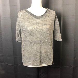 J. Crew Short Sleeve Sweater
